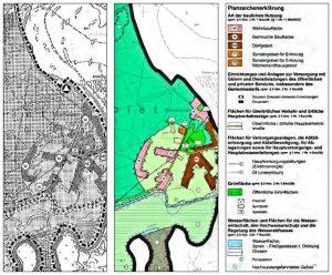 Digitalisierung der Flächennutzungsplanung der Gemeinde Grünheide (Mark)