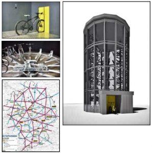 Fahrradparkhaus Celle