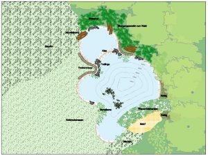 Kleingewässer Ausgleichsfläche