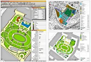 Flächeninformationssystem Messe Berlin